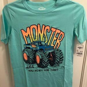 NWT Osh Kosh B'gosh Boys Graphic T-shirt